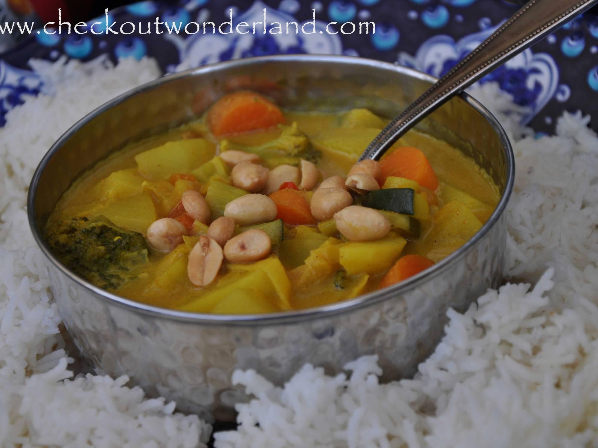 Wenn ein Curry die Filmwelt verzaubert. Ein vegetarisches Kokos ...
